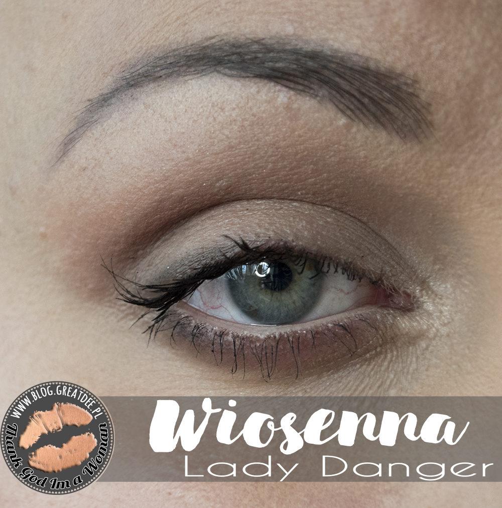 Make-up: Wiosenna Lady Danger czyli jak nosić pomarańczowe usta