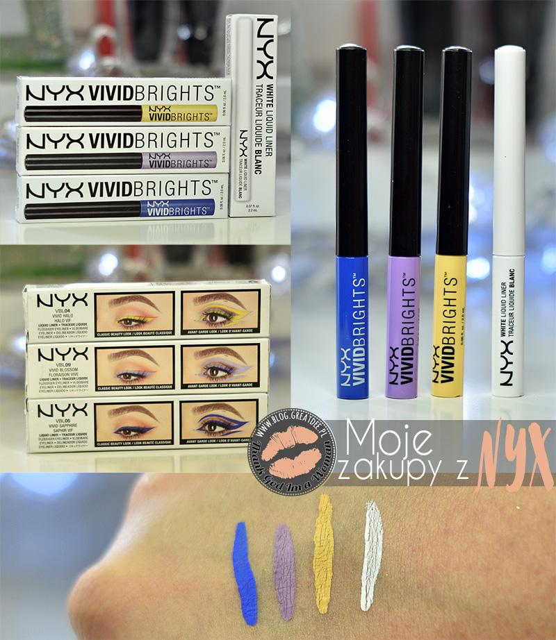 Co kupić w NYX - moje zakupy z targów Beauty Vision