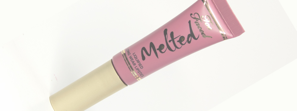 Too Faced Melted – Chihuahua | Recenzja, swatche