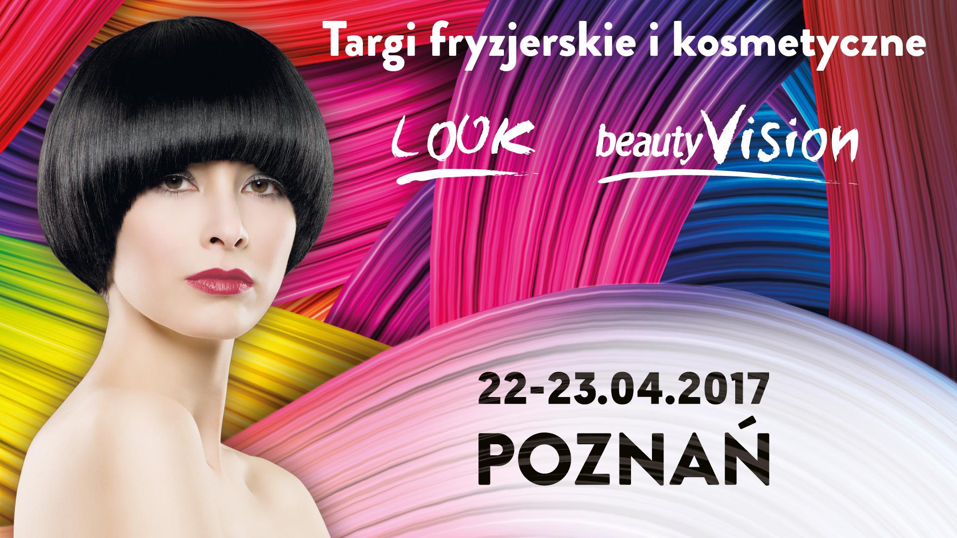 Targi Look i Beauty Vision w Poznaniu