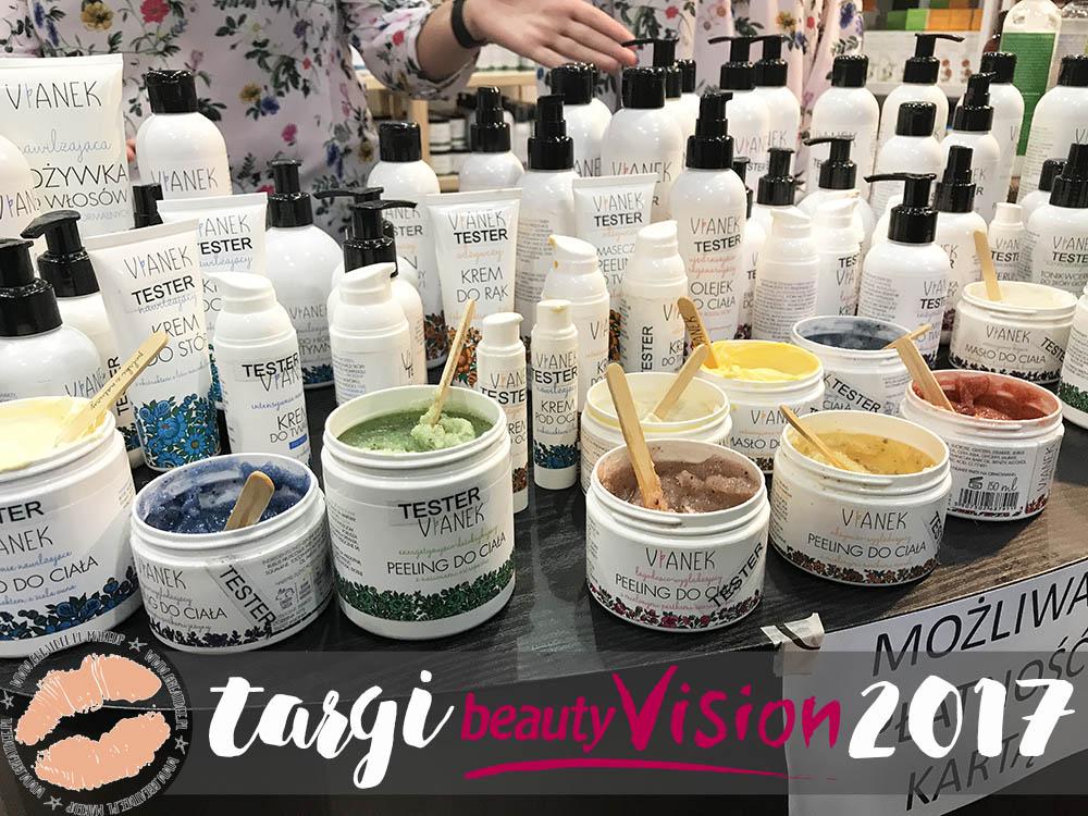 targi beauty vision 2017 vianek-stoisko